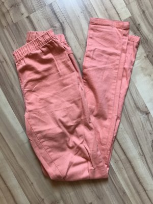 Pieces Jegging abricot