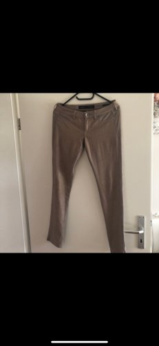 Guess Jegging marron clair