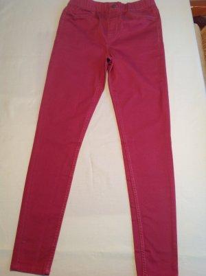 Jeggings in pink Größe 38