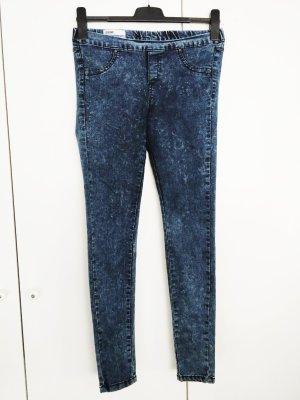 Jeggings Jeans Blau Acid 38/40 C&A Clockhouse