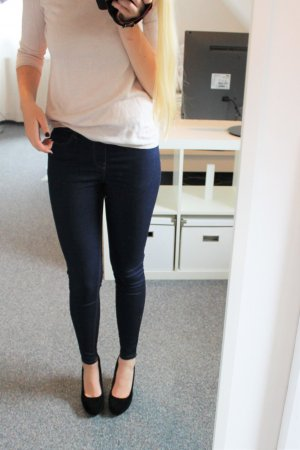 Jeggings / Jeans / Skinny / Stretch / Denim Blau