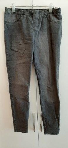 C&A Jeggings dark grey cotton