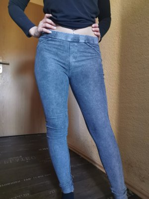 Primark Jeggings gris-gris oscuro