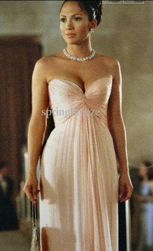 Jennifer Lopez Holliwoodkleid