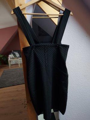 Jennifer Taylor Pinafore skirt dark grey-anthracite