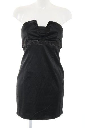 Jennifer Taylor Bandeaukleid schwarz Elegant