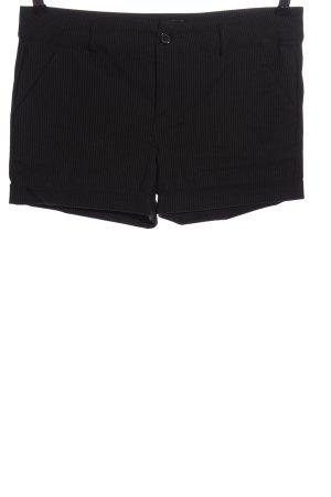Jennifer Taylor Hot pants nero stampa integrale stile casual