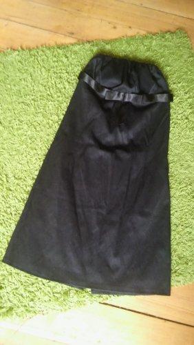 Jennifer Taylor Kleid schwarz Größe S trägerlos