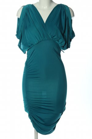 Jennifer Taylor Tubejurk blauw elegant