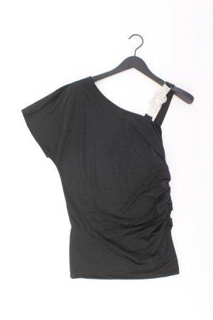 Jennifer Taylor Top asymétrique noir polyester