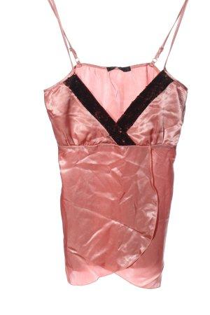 Jennifer Taylor Spaghettibandtopje roze elegant