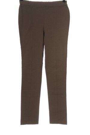Jennifer Taylor Stretchhose braun Casual-Look