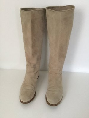 Jennifer Young Bottes stretch beige clair