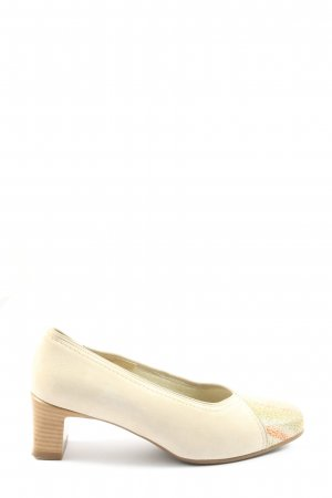 Jenny by ara Hochfront-Pumps mehrfarbig Business-Look