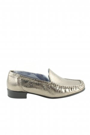 Jenny by ara Slip-on Shoes silver-colored allover print casual look