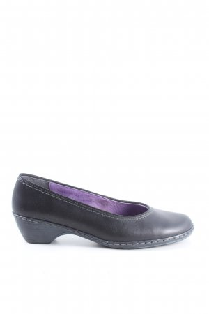 Jenny by ara Loafers zwart casual uitstraling