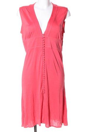 Jenny Dyer London Kurzarmkleid pink Elegant