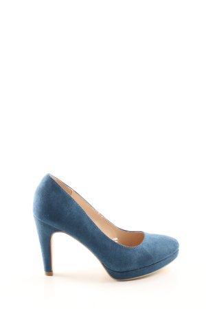Jenny Fairy High Heels blau Casual-Look