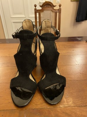 Jenny Fairy Leder Hochfront Pumps Gr. 38 top
