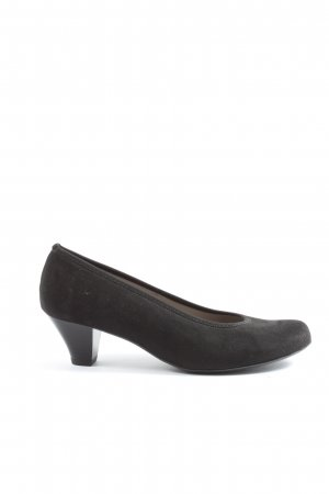 Jenny Hochfront-Pumps schwarz Business-Look