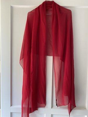 Jenny packham Zijden doek rood Zijde