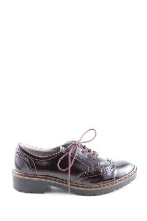 Jenny Lace Shoes black business style