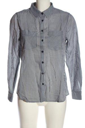 Jennyfer Camicia a maniche lunghe nero-bianco stampa integrale