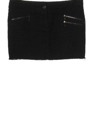 Jennyfer Minigonna nero stile casual