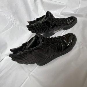 Jeremy Scott Basket montante noir