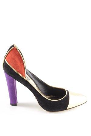 Jerome c. rousseau High Heels mehrfarbig Elegant
