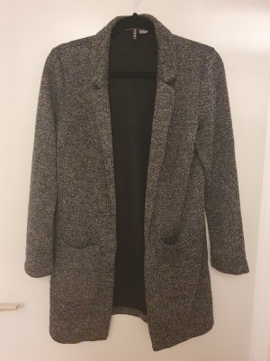 H&M Divided Blazer in jersey multicolore