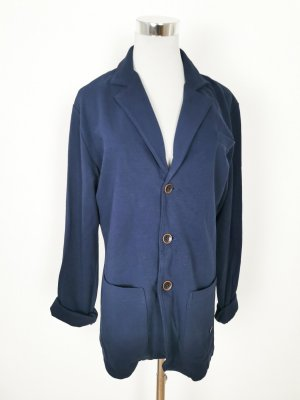 Esprit Jersey Blazer azul-azul oscuro