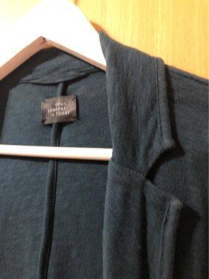 Jersey Blazer OPUS in dunkelgrün, Größe 36