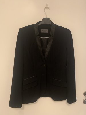 Sir Oliver Jersey Blazer black polyester