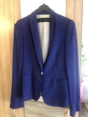 Jersey Blazer von Zara Grösse S