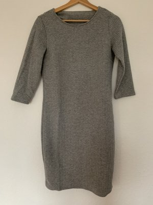 Esprit Robe fourreau gris-gris clair