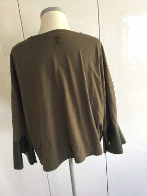BSB Collection Blouse Jacket khaki