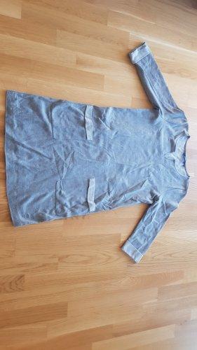 Jersey-Kleid A-Linie midi