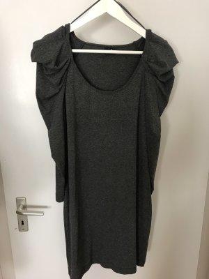 Gina Tricot Sukienka z dżerseju szary