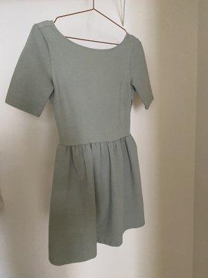 Jersey Kleid mint sportlich