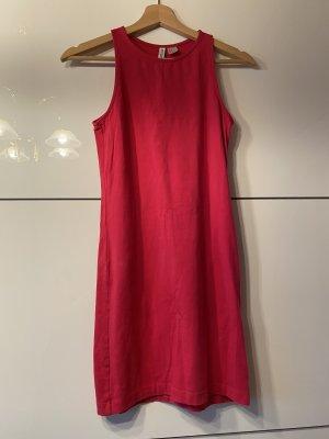 Jersey Kleid pink