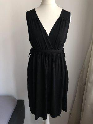 Jersey Kleid | Schwarz