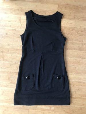 Jersey-Kleid, Steilmann, schwarz, Gr. 40