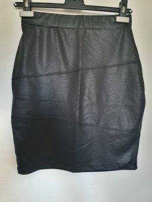 Vila Tulip Skirt black