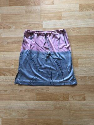 adilisk Jupe rose-gris polyester
