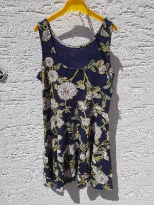 Jersey-Sommerkleid Gr. 38