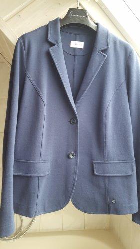 Jersey/Sweat-Blazer BRAX Gr 44 dunkelblau