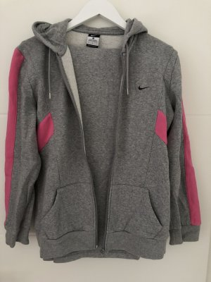Nike Leisure suit silver-colored-pink