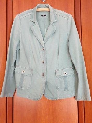 Gerry Weber Jersey Blazer azul pálido Algodón