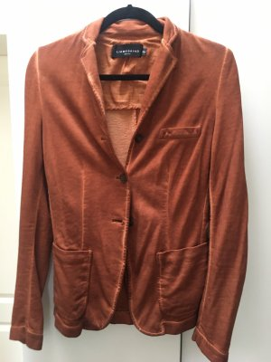 Liebeskind Jersey Blazer cognac-coloured